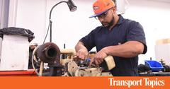Diesel Technician Program Receives $400,000 From Kenworth Sales