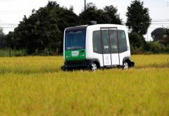 Japan trials driverless cars in bid to keep rural elderly on the
